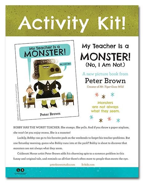 TeacherMonster-Kit